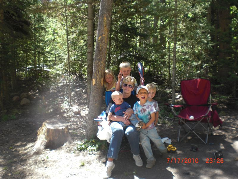 Tooth fairy and camping 012