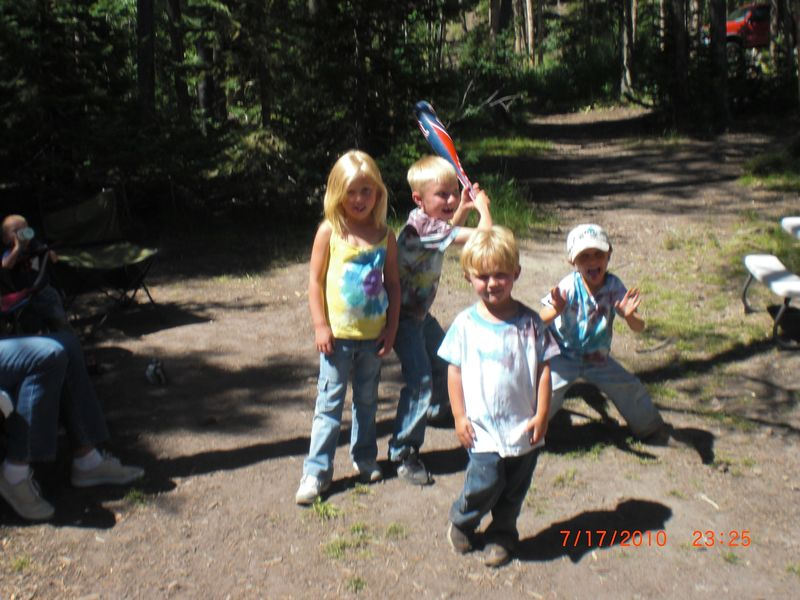 Tooth fairy and camping 010