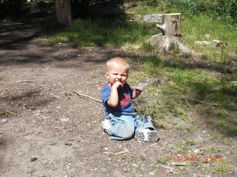 Tooth fairy and camping 003
