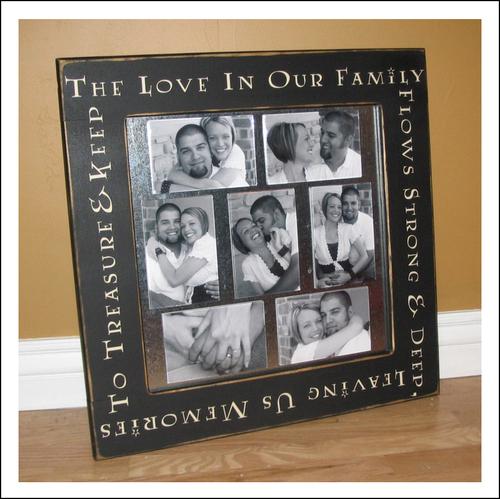 Family Magnet Board